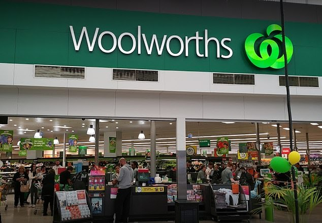 An urgent recall has been issued for baked bread from one Woolworths store due to fears there may be glass fragments inside (pictured, Woolworths Calwell)