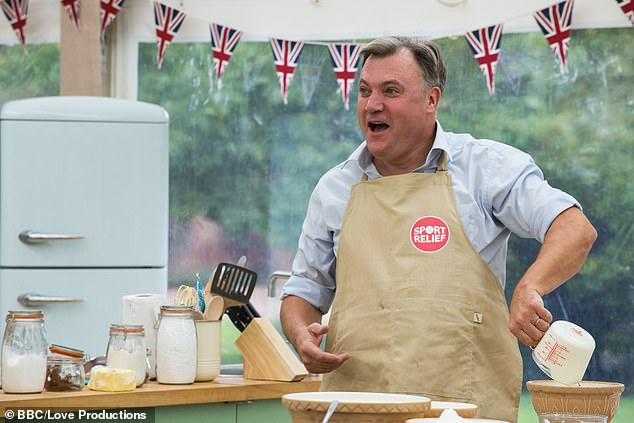 EdBalls, 53, condemned then judges Paul Hollywood and Mary Berry as 'stiff and distant' and said that 'disdain hung in the air' while he was in the tent in 2016