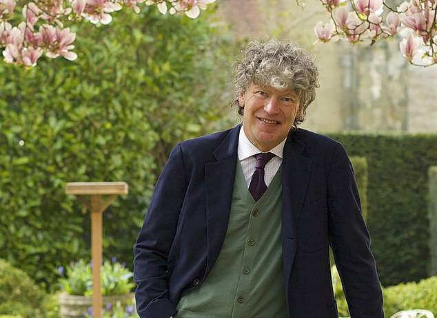 Tim Parker, he has been chair of the National Trust since 2014