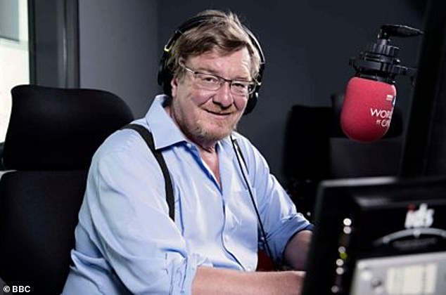 Mark Mardell (pictured above), 63,expressed his frustrations during an interview on Radio 4's Feedback, while also raising concerns over the reporting of Donald Trump and his supporters
