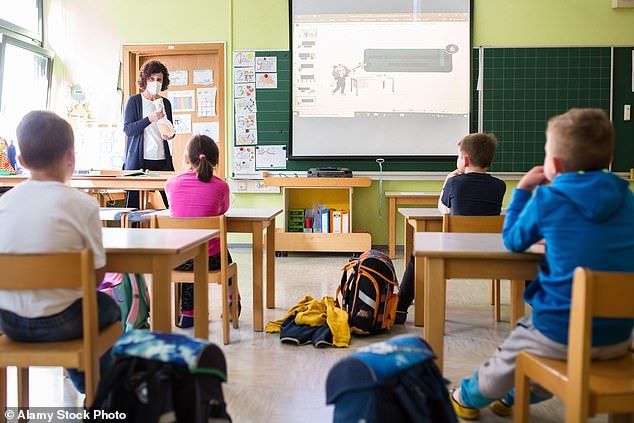 ONS data suggests teachers are not at a higher risk of infection compared to other professions