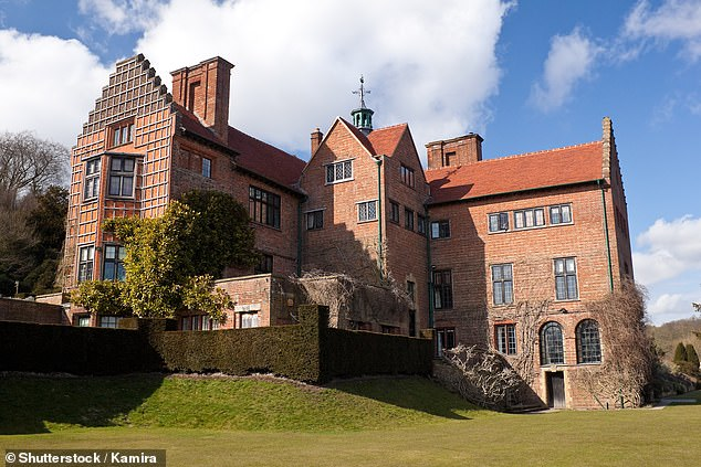 Winston Churchill's former home, Chartwell, in Kent, was among the National Trust's properties listed in its mea culpa over previous links to colonialism and slavery