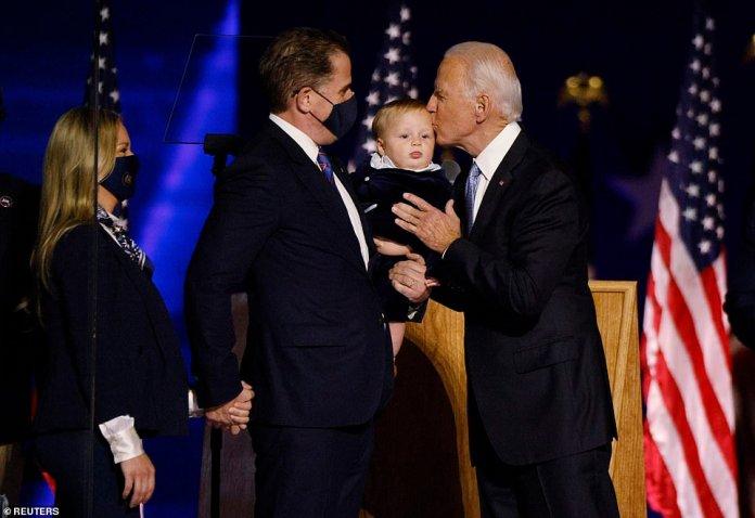 Joe Biden makes a gaffe in his first speech saying '230 ...