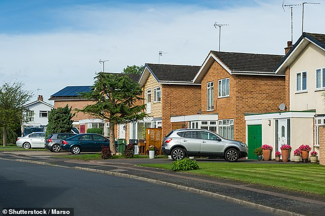 Parking scam: Fraudsters have been cashing in by listing driveways and allocated bays belonging at homes not belonging to them on Just Park