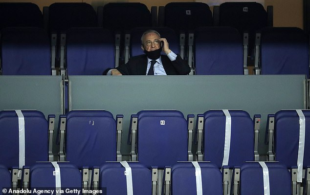 President Florentino Perez is said to be expressing doubts over the Frenchman's capabilities