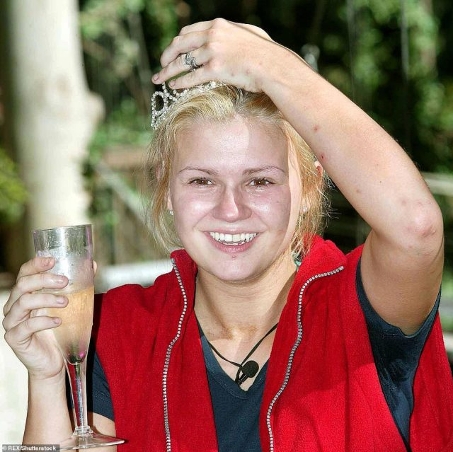 Let her reign!A record-breaking 14 million viewers saw Atomic Kitten star Kerry McFadden, now Katona, be crowned series champion, making her the show's first Queen of the Jungle
