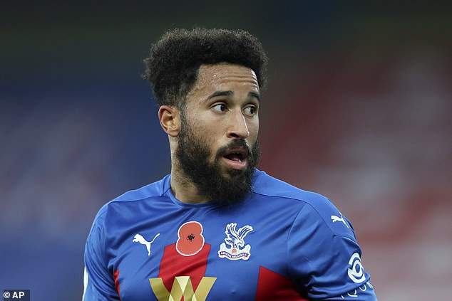 Crystal Palace's Andros Townsend believes it would help him overcome the difficulties he faces