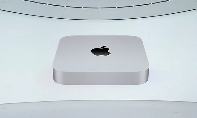 Apple enthusiasts predicted that the tech giant would reveal a new chip in its next-generation of Macs, but what they failed to speculate that the processor would be included with the new Mac mini