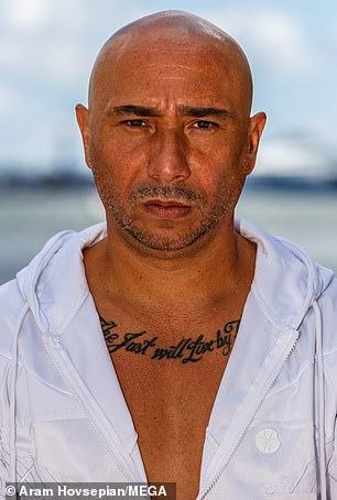 Griselda's son, Michael Corleone Blanco