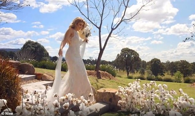 Star power! Georgia will join previously announced bride Booka Nile, singer of Perth group Make Them Suffer, who was featured in the show's new trailer