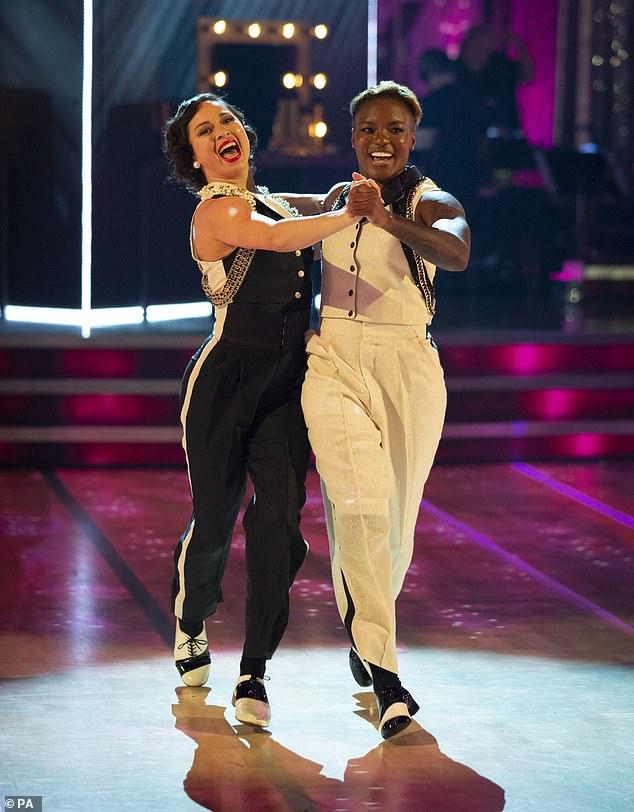 Strictly Come Dancing 2020: Nicola Adams and Katya Jones PULL OUT