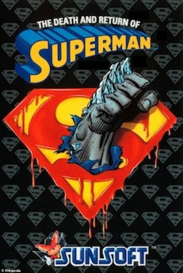 The Death and Return of Superman on the Sega Mega Drive has an estimated value of over £500 and was released 27th November 2011