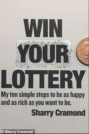 Sharry Cramond's Win Your Lottery (pictured) is available now
