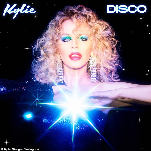 Disco: The album topped the Down Under charts as well, becoming Kylie's No.1 seventh album in Australia