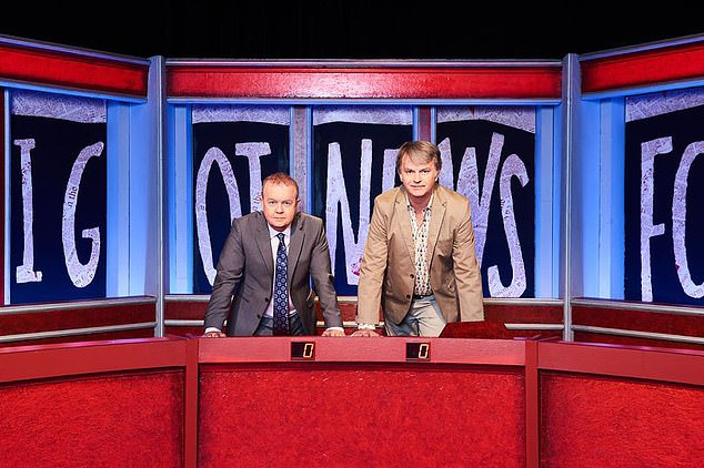 The BBC and Channel 4 are 'cramping creativity' in comedy because they fear offending 'the woke,' the producer of Have I Got News For You has claimed. Pictured: Stock image