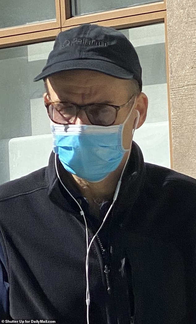 Rick Moranis was spotted out for a walk in New York City a week after his attack