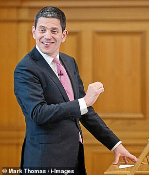 Former Labour Minister David Miliband¿s charity has hired several of his close political aides for senior positions on hefty salaries