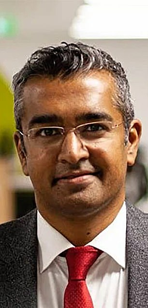 Another employee at the charity includes Ravi Gurumurthy (former chief innovation officer), who spent four years as Miliband¿s speechwriter and strategy adviser