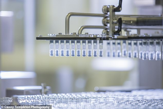 The manufacturing plant will create about 1000 science and technology jobs and keep Australia's flu vaccination production onshore. Pictured: Sequirus, Holly Springs, U.S.