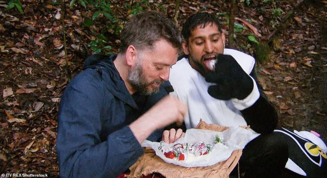 Shocking: Series 17 was dominated by 'strawberrygate' as Amir Khan and Iain Lee opted to eat the strawberries and cream they'd won during the Dingo Dollar challenge