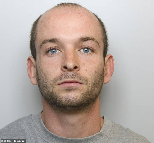 Cleary (pictured) was jailed for two years and seven months on Thursday after pleading guilty to owning a dog dangerously out of control when a person was injured and breaching a court order