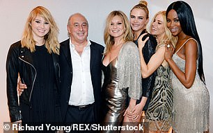 Sir Philip Green¿s Arcadia is seeking a £30m cash injection to help it survive lockdown