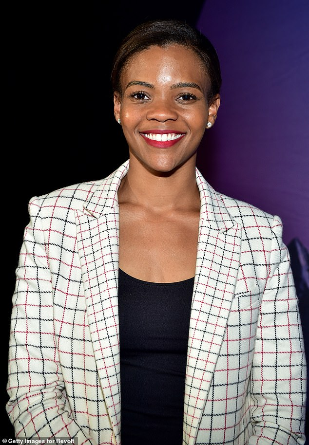 Slam: Right wing media personality Candace Owens said, 'In the west, the steady feminization of our men at the same time that Marxism is being taught to our children is not a coincidence'