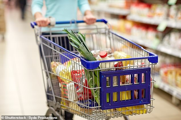 Shoppers are already trying to secure their Christmas food shop delivery for December