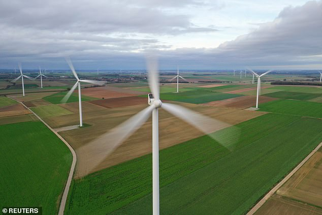 Power broker: Beijing-controlled companies have invested, or are seeking to invest, in a string of UK wind farms and nuclear projects
