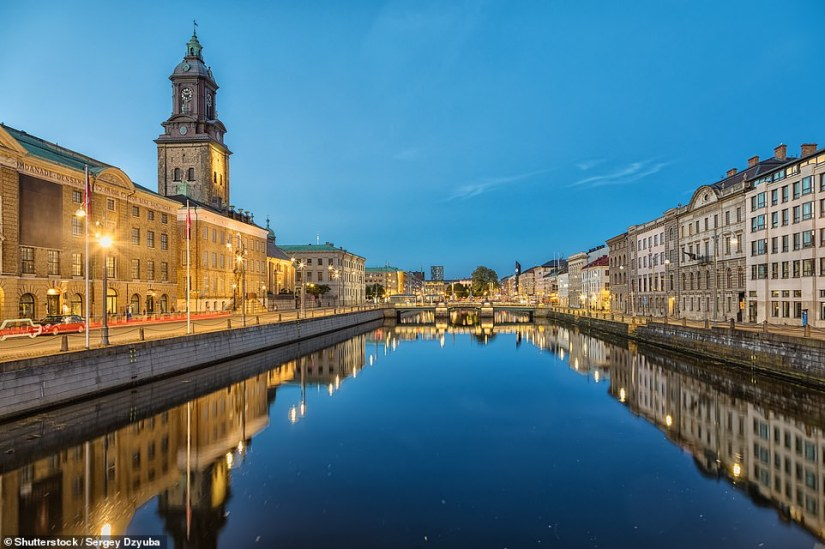 Best City Stay - Gothenburg, Sweden. 'Topping the Global Destinations Sustainability Index,' says Lonely Planet, 'the city has introduced a range of progressive and measurable solutions to achieve fossil-independence by 2030'
