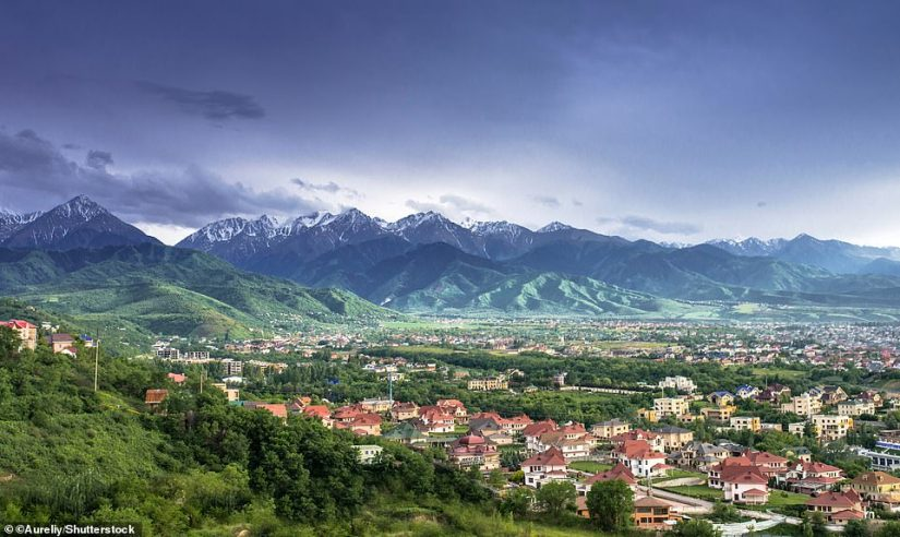 Best Accommodation – Kazakhstan. 'Rural villagers are trained in hospitality to provide homestays while acquiring fresh economic opportunities for the local community,' points out Lonely Planet