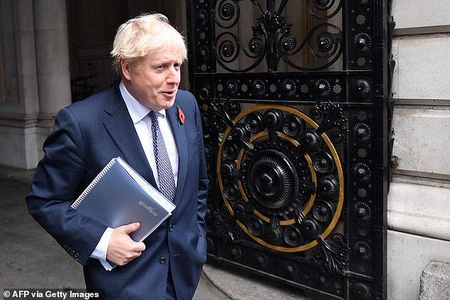 Prime Minister Boris Johnson is said to be considering plans to temporarily cut the foreign aid budget