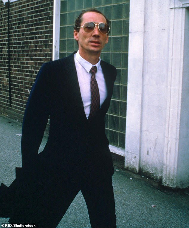 Fagan (pictured in 1987) said he was upset that no one from the drama contacted him before they made the televised version of the incident