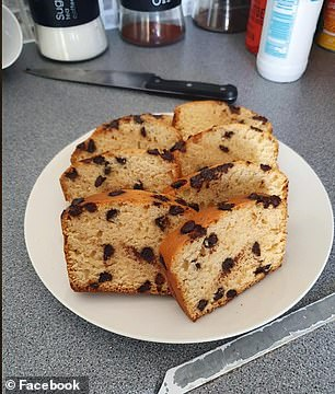 Taking to Facebook group Crockpot/Slow Cooker Recipes & Tips, one baker revealed their recipe using a can of condensed milk, a handful of chocolate chips and two and a half cups of self-raising flour.