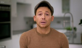 Joe Swash reveals he is still grieving the loss of his friendCaroline Flack following her suicide