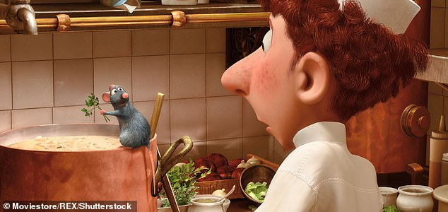 A group effort!Talented TikTok users are coming together to build their own musical version of the Disney-Pixar film Ratatouille