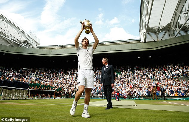 The manner and raw emotion of Murray's victories puts him among the British sporting greats