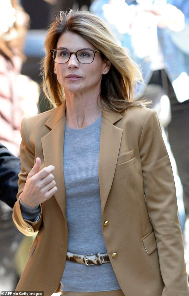 Lori Loughlin adjusting to life behind bars after 'weepy' start as she serves two-month sentence