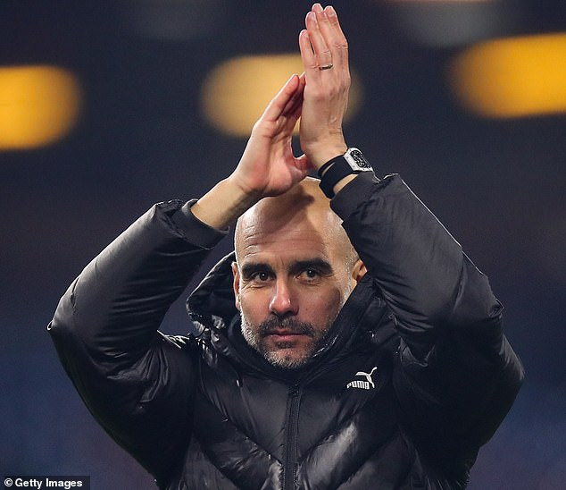 Pep Guardiola has committed his long-term future to Manchester City by agreeing a new deal