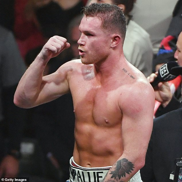 Mexican sensation Canelo has experience on his side but will know he is in for a real fight