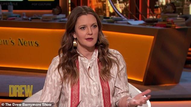 Sintonice: Vea la entrevista completa de Lindsey en The Drew Barrymore Show que se transmite los días de semana