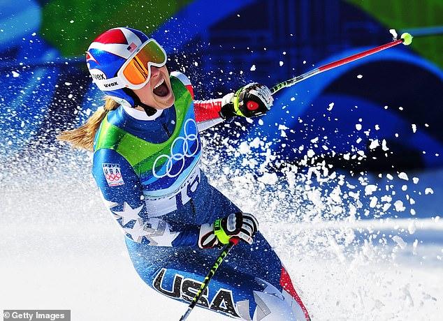 'Siempre estaba tratando de superar los límites y encontrar nuevas formas de ser más rápido y mi técnico de esquí solía trabajar para Bode Miller y él está como,