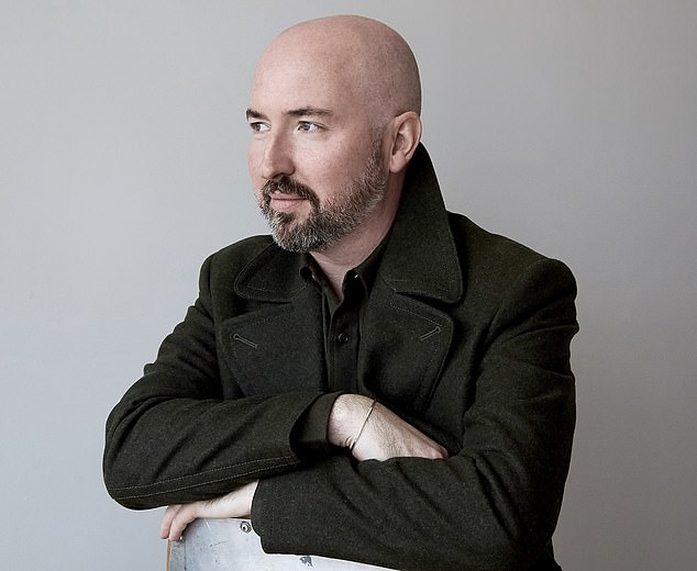 Scottish author Douglas Stuart (pictured) has won the Booker Prize for his first novel Shuggie Bain - a 'powerful and moving' story based on his own experience growing up in 1980s Glasgow