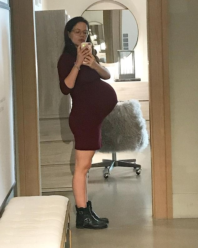 Struggles:Tammin said she spent the next year trying to conceive, but said she suffered more devastating miscarriages