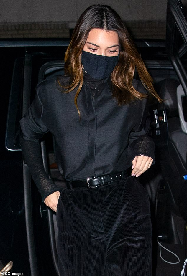 COVID controversy: The Keeping Up with the Kardashians starrecently came under fire for ignoring social-distancing guidelines, throwing a huge maskless birthday party