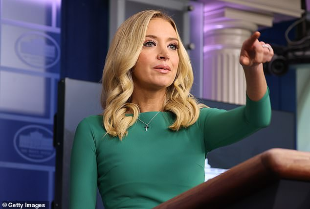US Election 2020: Kayleigh McEnany silent on when Trump will concede