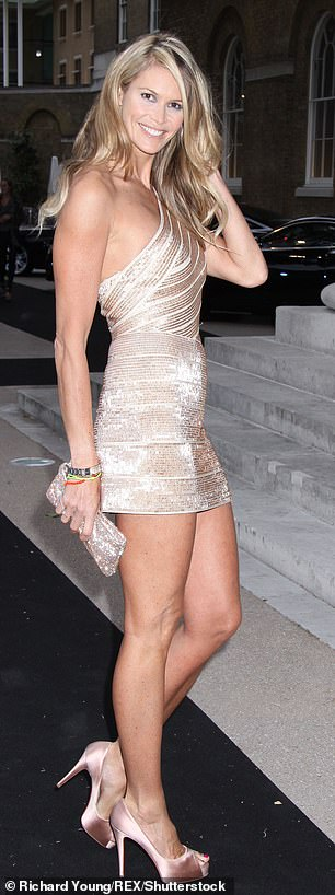 Dubious claims: Supermodel Elle Macpherson