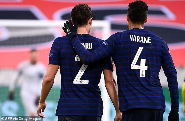 Sir Alex Ferguson wanted French international Varane in summer 2011, but he moved to Madrid