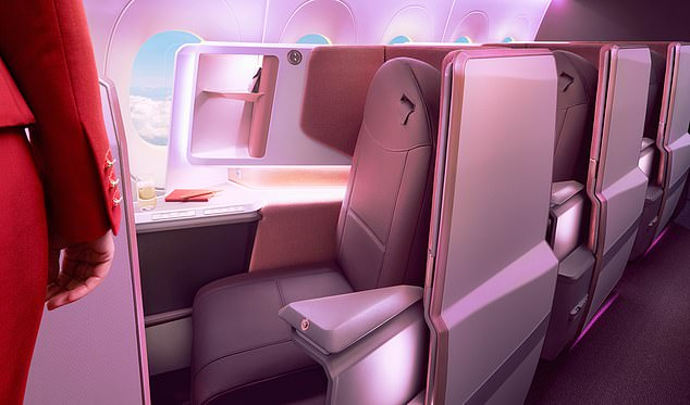 Families who enjoy Virgin Atlantic flights can transfer points into a single household account before searching for free flights in economy (in most cases, taxes still apply) or for upgrades to its swanky Upper Class seats