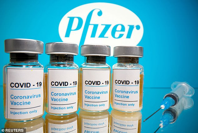 Readers have been left terrified by warnings of the potentially deadly consequences of catching flu and Covid at the same time (file photo)